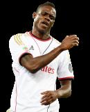Mario Balotelli football render