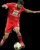 Bashar Rasan football render