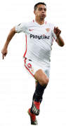 Wissam Ben Yedder football render