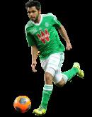 Benoit Tremoulinas football render