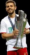 Bernardo Silva football render