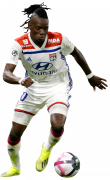 Bertrand Traoré football render