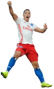 Bobby Wood football render