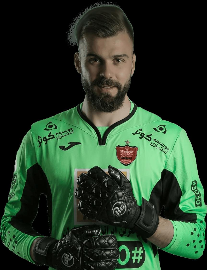 Božidar Radoševićrender