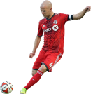 Michael Bradley football render