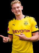 Julian Brandt football render