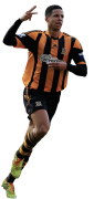 Curtis Davies football render