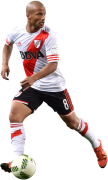 Carlos Andrés Sanchez football render