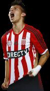 Carlos Auzqui football render
