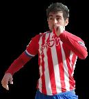 Carlos Castro football render