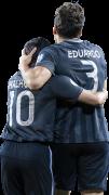 Carlos Eduardo & Mohammad Al-Shalhoub football render