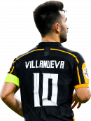 Carlos Villanueva football render