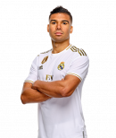 Casemiro football render