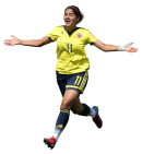 Catalina Usme football render