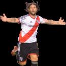 Fernando Cavenaghi football render