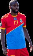 Cédric Bakambu football render