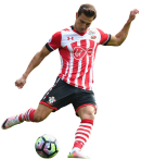 Cédric Soares football render