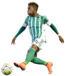 Charly Musonda football render