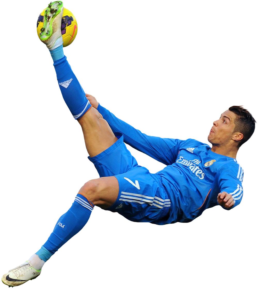 Cristiano Ronaldo football render - 2620 - FootyRenders