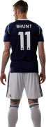 Chris Brunt football render