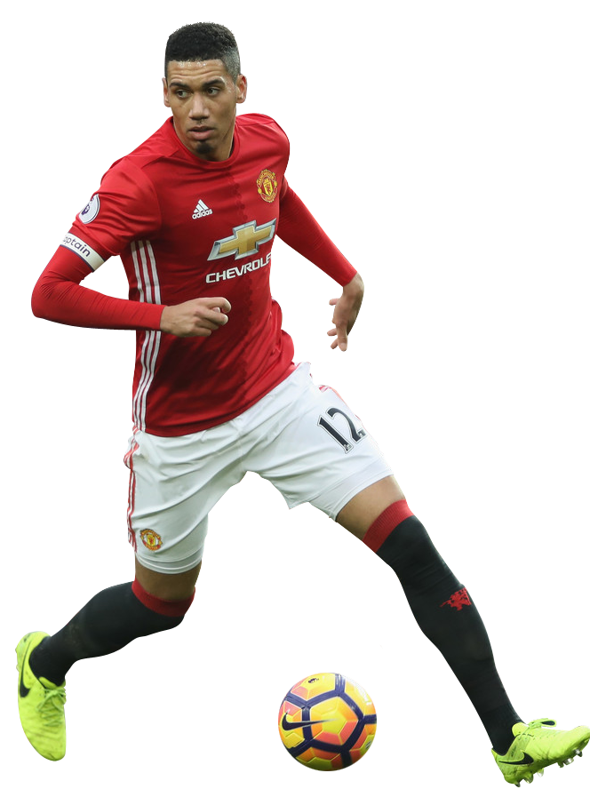 Chris Smalling render