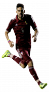 Gabriel Cichero football render