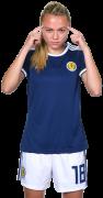 Claire Emslie football render
