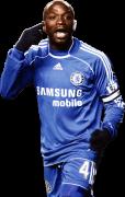 Claude Makélélé football render