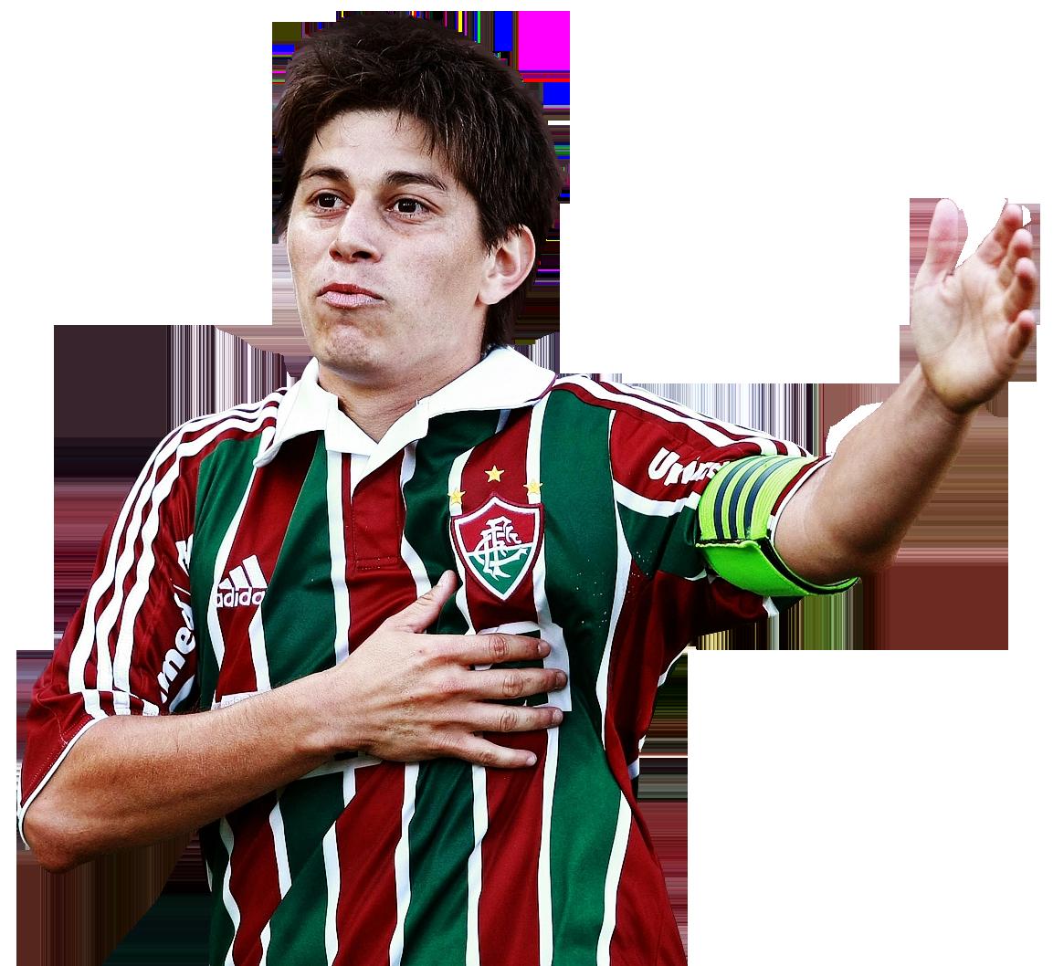 Dario Conca football render 4982 FootyRenders