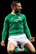 Conor Hourihane football render
