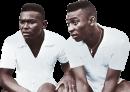 """Antonio """"Coutinho"""" Wilson Vieira Honorio & Pelé football render"""