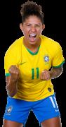 """Cristiane """"Christiane"""" Rozeira football render"""