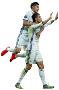 Cristiano Ronaldo & James Rodriguez