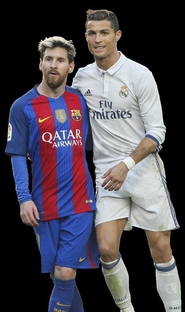Cristiano Ronaldo & Lionel Messirender