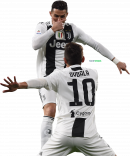 Cristiano Ronaldo & Paulo Dybala