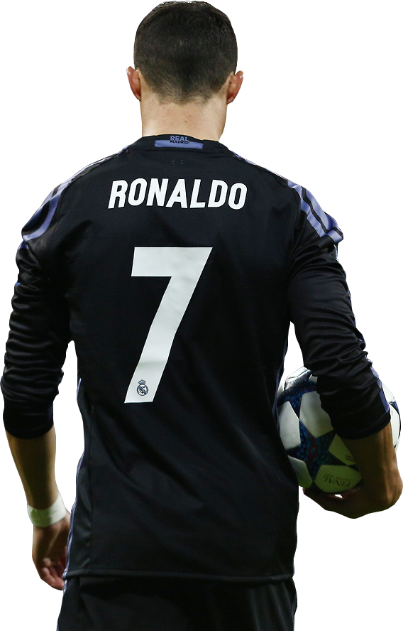 Cristiano Ronaldo Real Madrid Jersey Long Sleeve
