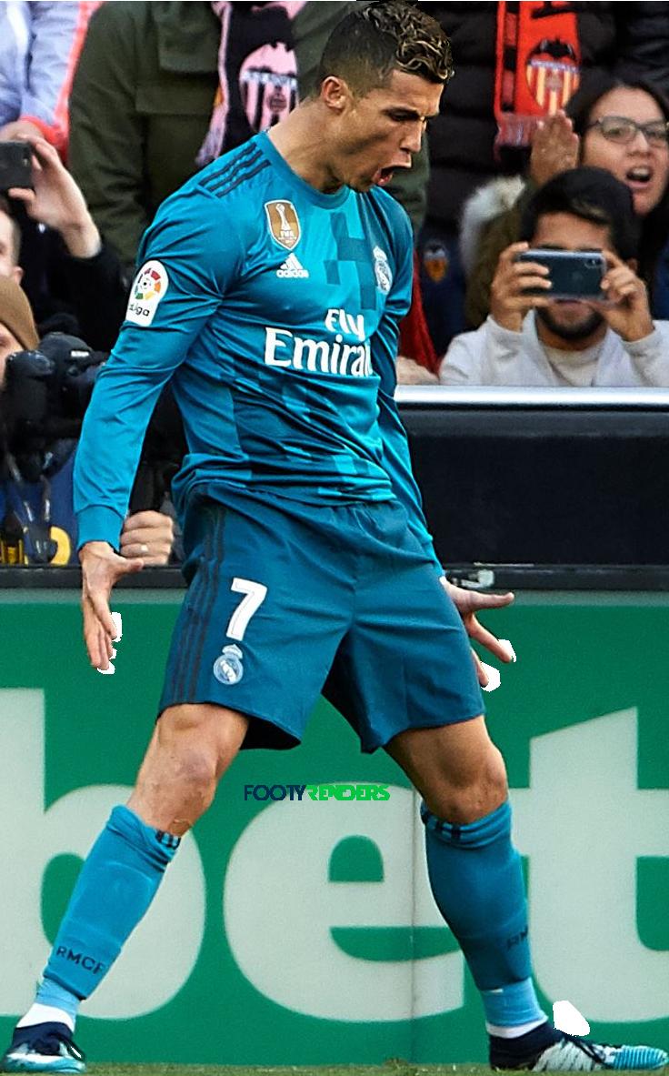 info for f54bc e9474 Cristiano Ronaldo football render - 43450 - FootyRenders