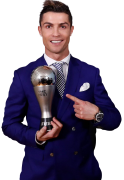 Cristiano Ronaldo The Best FIFA Men's Player