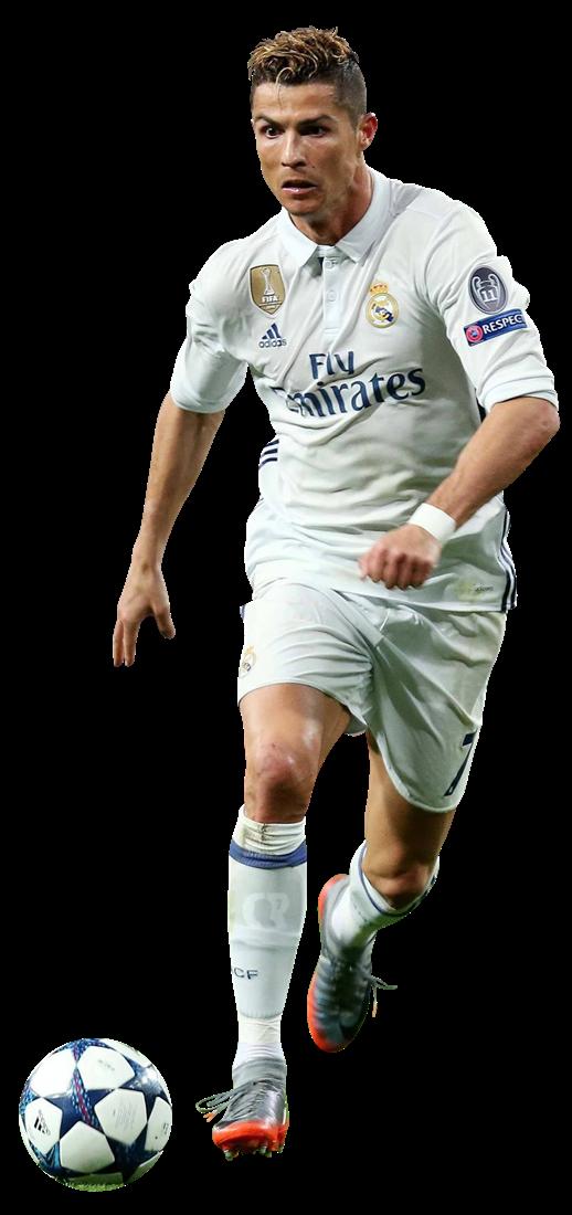 Cristiano Ronaldo football render - 36575 - FootyRenders