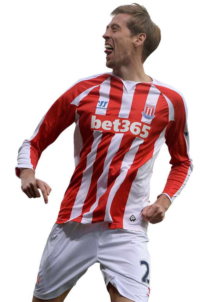 Peter Crouch football render - 11956 - FootyRenders