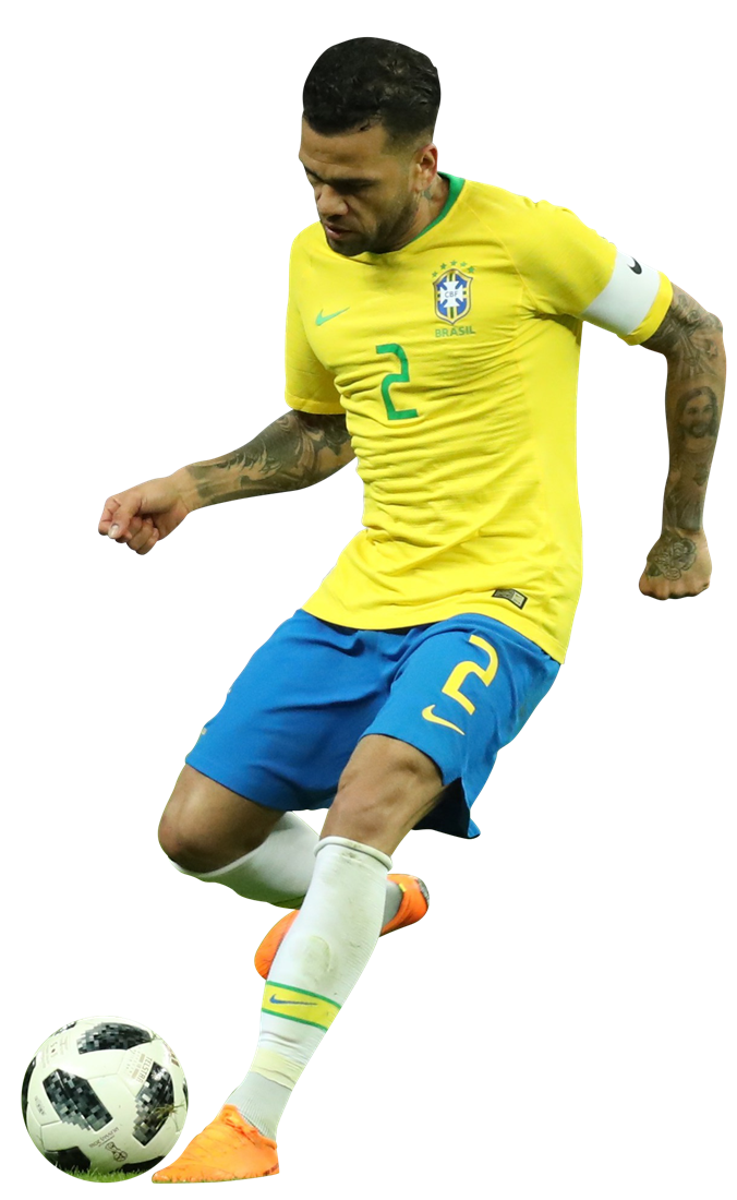 Dani Alves render
