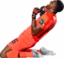 Daniel Akpeyi football render