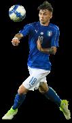 Daniele Baselli football render