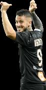 Darío Benedetto football render