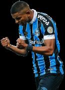 David Braz football render