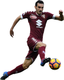 Davide Zappacosta football render