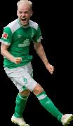 Davy Klaassen football render