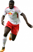 Dayot Upamecano football render