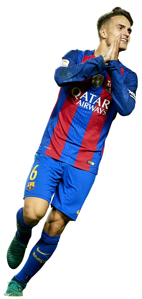 Denis Suarez render