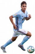 Denis Suarez football render